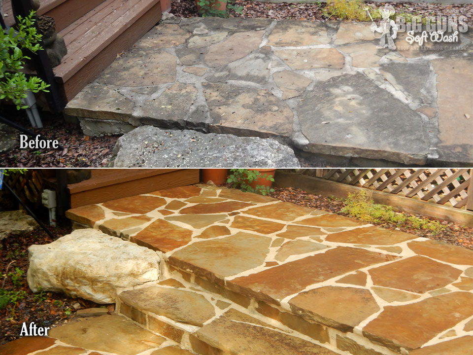 gallery-flagstone-walkway-pressure-washing-san-antonio